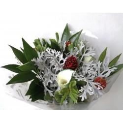 Merry Christmas Bouquet x 4